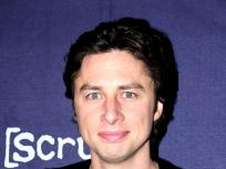 Zach Braff on Scrubs, Fletch and Being Goofy