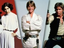 George Lucas: Harrison Ford, Mark Hamill & Carrie Fisher All Signed For Star Wars Episode 7!