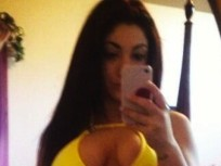 Deena Nicole Cortese Bikini Photo: 15 Pounds Down, Couple More to Lose!