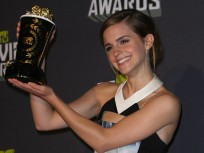 Emma Watson at 2013 MTV Movie Awards