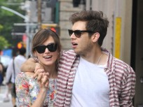 Keira Knightley and James Righton: Married!