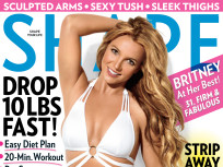 Britney Spears Shape Cover: A Bikini Body Built For ...