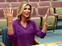 Alexis Bellino on RHOC Photo