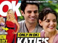 Luke Kirby: Hot and Heavy with Katie Holmes?!?