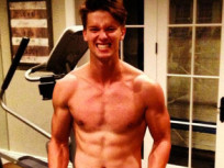 Patrick Schwarzenegger: Shirtless, Ripped!