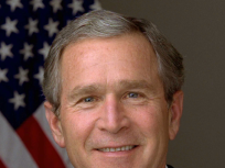 George W. Bush: Up to 49 Percent Favorability!