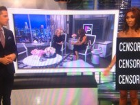 Giuliana Rancic: Nude on E! News!