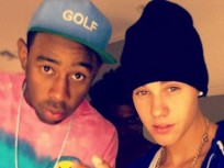 Justin Bieber Parties with Scandalous Friends, Gushes Over New Kanye Album