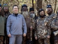 Alan Robertson Duck Dynasty Photo