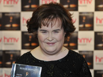 Susan Boyle in Scotland