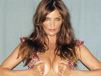 Helena Christensen: Nude in FutureClaw!