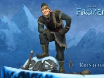 Jonathan Groff as Kristoff in Frozen