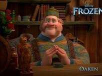Chris Williams as Oaken in Frozen