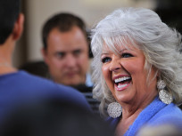 "Paula Deen Cries ""Tears of Joy"" in First Public Appearance Since Scandal"