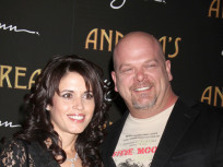 Rick Harrison and Deanna Burditt: Married!