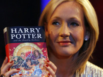 Happy Birthday to Harry Potter and J.K. Rowling!