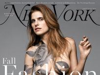 Lake Bell: Nude in New York Magazine!