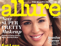 Jennifer Garner Allure Cover: The Action Babe Next Door