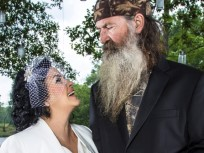 Phil and Kay Robertson