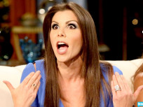 Heather Dubrow's Malibu Country Face