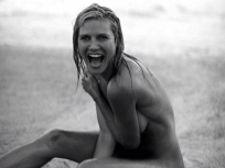 Heidi Klum: Nude on Instagram!