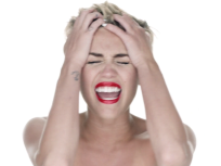 Miley Cyrus Video Image