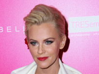 Jenny McCarthy Red Carpet Dress: MAJOR Cleavage Alert!
