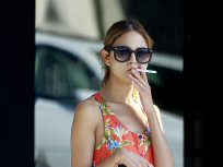 Eiza Gonzalez Pictures: Totally Smoking!