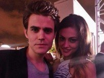Paul Wesley: Dating Phoebe Tonkin!