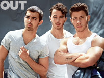 The Jonas Brothers on Out