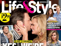 Miranda Lambert and Blake Shelton: Having a Baby (According to New Tabloid Report)!