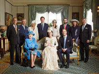 Royal Baby, Family Portrait