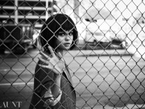 Selena Gomez in Flaunt