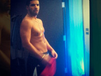 Drake: Shirtless, Ripped on Instagram!