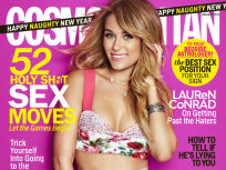 Lauren Conrad Cosmopolitan Cover, Photos: Revealed!