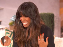 Tim Witherspoon Proposal to Kelly Rowland: Via Skype!