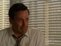 Don Draper Crying