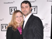 Chelsea Clinton, Husband Marc Mezvinsky