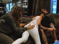 A Spanking for Kourtney