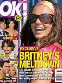 Britney Spears: OK! Magazine