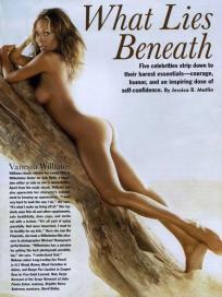 Vanessa Williams Nude