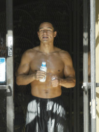 Mario Lopez Shirtless