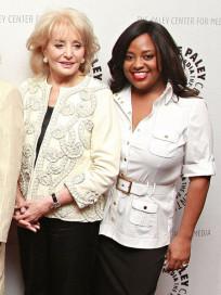 Barbara Walters, Sherri Shepherd