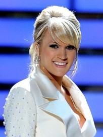 Carrie Underwood is Tops