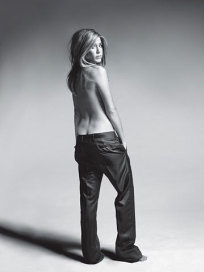 Jennifer Aniston Topless