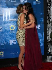 Hugs For LC and Audrina