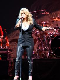 Jessica Simpson, Leather Pants