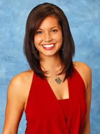 Melissa Rycroft of The Bachelor