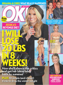 Jessica Simpson: The Revenge Diet