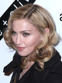 Madonna at Vanity Fair After Party
